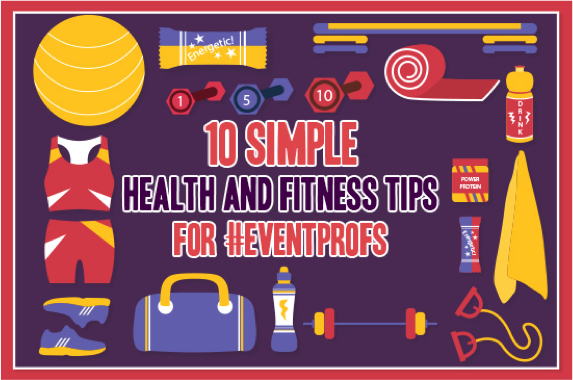 10 Simple health and fitness tips